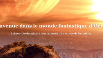 Ocrena le destin d'Arrkhan roman heroic fantasy francais