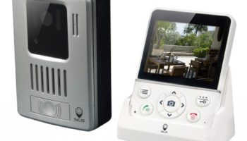 interphone video sans fil discount