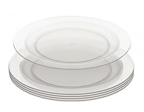 assiettes compostables