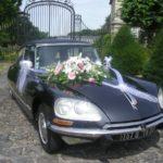 Quel véhicule de prestige est conseillé pour un mariage ?
